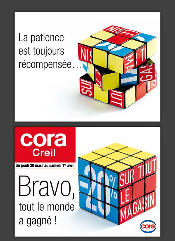 Campagnes d'affichage 4x3.