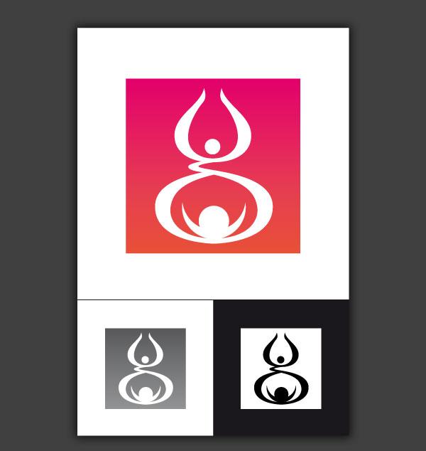 Identité visuelle, logotype et déclinaison sur divers supports.