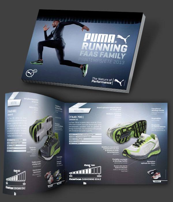 Brochure Puma running PE 2013